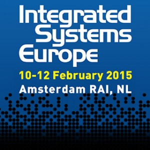 TTS start distribution SunBriteTV on the Integrated Systems Europe (ISE) 2015